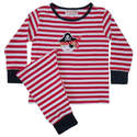 Pirate stripey cotton pyjamas