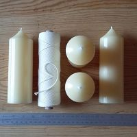 Beeswax candlemakers