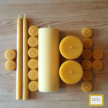 wholesale beeswax candles