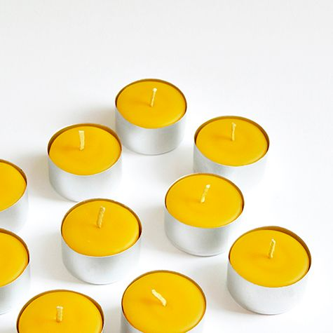 <!-- 007 -->TEA LIGHTS