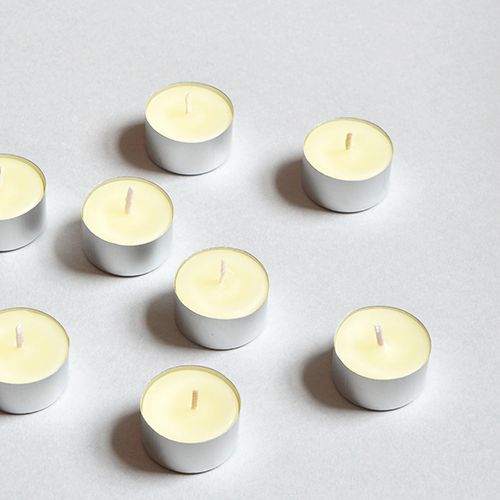 <!-- 008 -->IVORY TEA LIGHTS