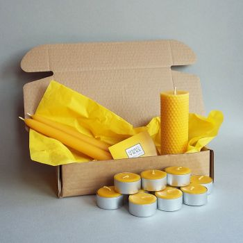 beeswax candle subscription boxes