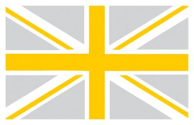 union style flag