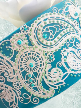 Damask Cake Stencil South Africa