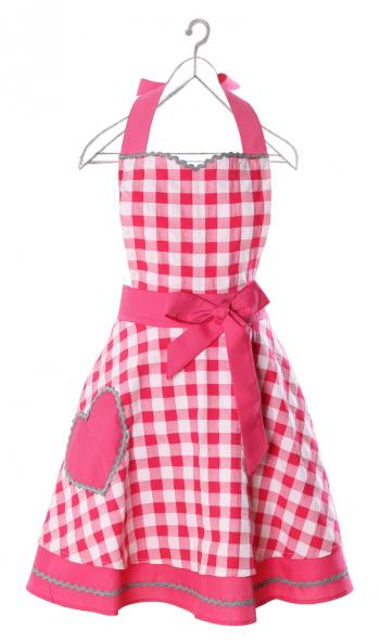 Marlene Apron Dress