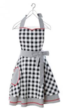 Audrey Apron Dress