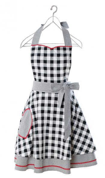 Audrey Apron Dress