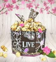 live love laugh cake