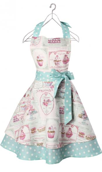 Margot Apron Dress