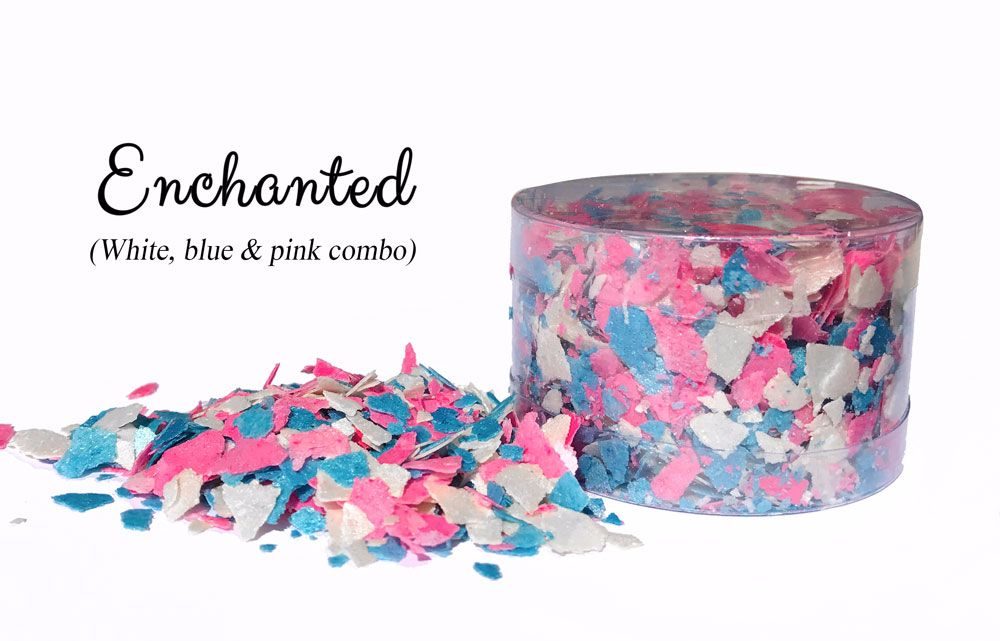 Edible Flakes: Enchanted Mix