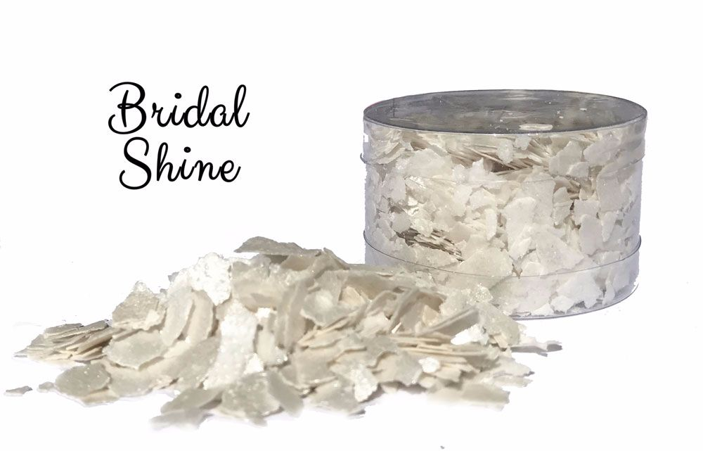 Edible Flakes: Bridal Shine