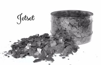 Edible Flakes: Jet Set