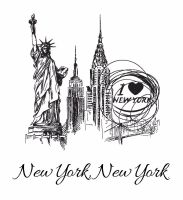 Special Request Order: New York New York