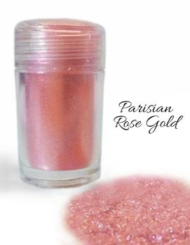 Diamond Lustre Dust: Parisian Rose Gold