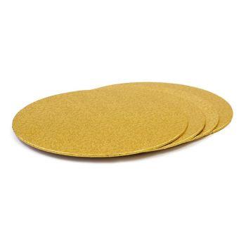 Decora THIN CAKE BOARD GOLD Ø 16 CM H 3 MM 6', 30 units @ £0.38 per unit.
