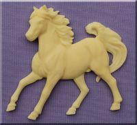 Alphabet Moulds: Horse in motion