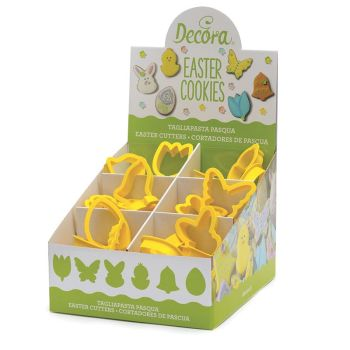 Decora 60 EASTER CUTTER DISPLAY