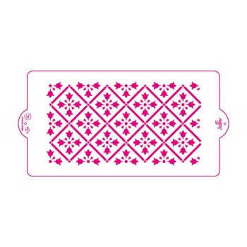 Decora STENCIL GREEK FRET 15X30CM , 3 units @ £3.06 per unit.