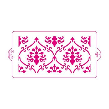 Decora STENCIL BAROQUE 15X30CM, 3 units @ £3.06 per unit.