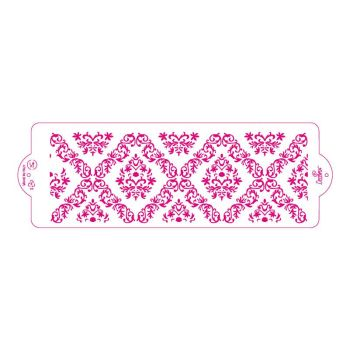 Decora STENCIL DAMASK 10X30CM, 3 units @ £3.00 per unit.