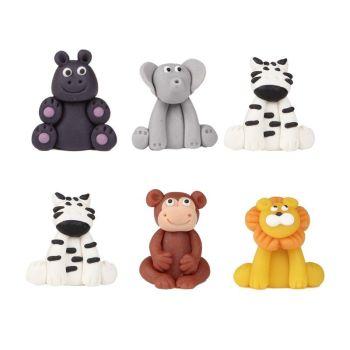 Animals 4cm, 42 Pieces Per Box.
