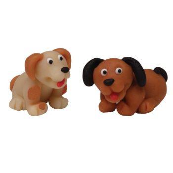 Dogs  H4cm, 42 Pieces Per Box.