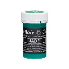 Pastel Paste - Jade, 10 x 25g pots  per colour at £ 2.60 each.
