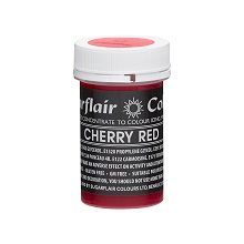 Pastel Paste - Cherry Red, 10 x 25g pots  per colour at £ 2.60 each.