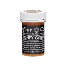 Pastel Paste - Honey Gold, 10 x 25g pots  per colour at £ 2.60 each.