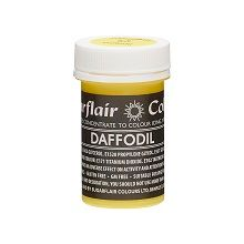 Pastel Paste - Daffodil, 10 x 25g pots  per colour at £ 2.60 each.