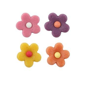 Flower set 2,5 cm, 192 Pieces Per Box