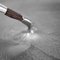 Rainbow Dust Paint Metallic Light Silver Retail: 25ml, 10 Units Per Box. £3.25 Per Unit.