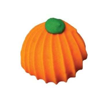 """Lucks Small Pumpkin Royal Icing: Pack/Size: 343/bx approx 5/8"""""""