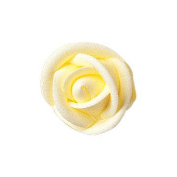 "Lucks Medium Brides Yellow Rose: Pack/Size: 90 per box 1 1/2"""