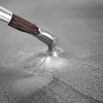 Rainbow Dust Paint Metallic Light Silver: 25ml, 10 Units Per Box. £3.17 Per Unit.