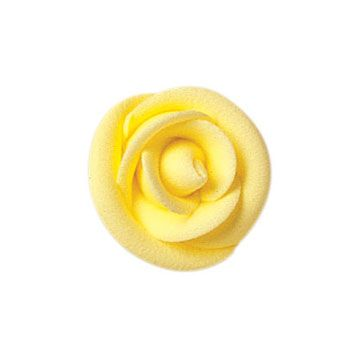 Lucks Medium Party Yellow Rose: Pack/Size: 90 per box 1 1/2""