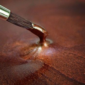 Rainbow Dust Paint Metallic Copper: 25ml, 10 Units Per Box. £3.17 Per Unit.