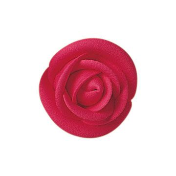 Lucks Large Bright Red Rose: Pack/Size: 72 per box 1 3/4""
