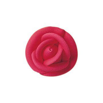 "Lucks Medium Bright Red Rose: Pack/Size: 90 per box 1 1/2"""