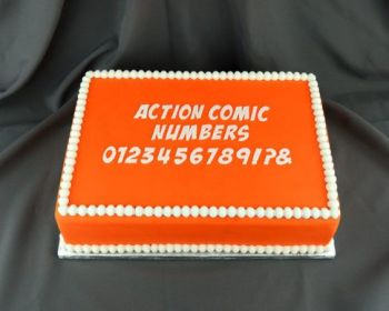 Action Comic Numbers Flexabet
