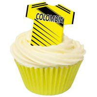 CDA Wafer Paper Pack of 12 Columbia Football Shirts