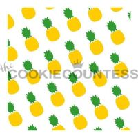 2 Piece Pineapple by The Cookie Countess: 3 Units @ £8.88 Per Unit