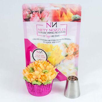 L – 11 – Delicate Petal Tulip by Nifty Nozzles
