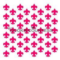 Mini Fleur de lis by The Cookie Countess: 3 Units @ £4.44 Per Unit