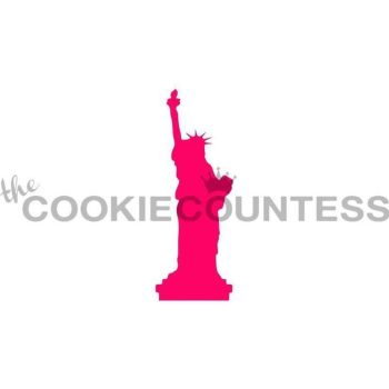 Statue of Liberty by The Cookie Countess: 3 Units @ £4.44 Per Unit