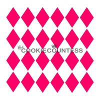 Harlequin by The Cookie Countess: 3 Units @ £4.44 Per Unit.