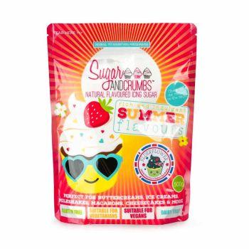 *NEW* 500g Elderflower Natural Flavoured Icing Sugar Dairy and Gluten Free