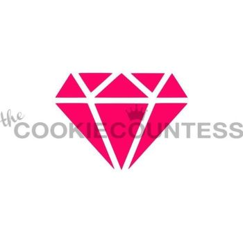 Diamond by The Cookie Countess: 3 Units @ £4.44 Per Unit