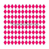 Mini Harlequin by The Cookie Countess: 3 Units @ £4.44 Per Unit.
