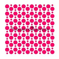 Bubble circles by The Cookie Countess: 3 Units @ £4.44 Per Unit